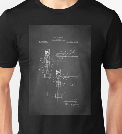 Toy Soldier Patent 1921 Unisex T-Shirt