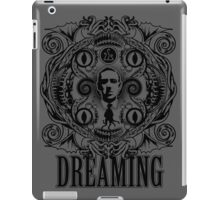 Lovecraftian Dreams (B&W) iPad Case/Skin
