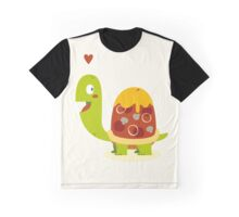 Pizza turtle Graphic T-Shirt