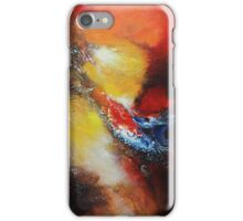 Fury Abstract  iPhone Case/Skin