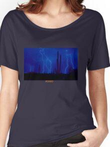 TRAVI$ SCOTT- RODEO SHIRT (DESERT STORM) Women's Relaxed Fit T-Shirt