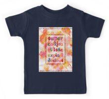 Supercalifragilisticexpialidocious - Mary Poppins Kids Tee