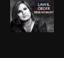 Olivia Benson Law and Order SVU Unisex T-Shirt