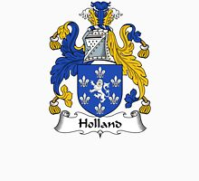 Holland Coat of Arms / Holland Family Crest Unisex T-Shirt
