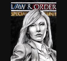 Amanda Rollins Law and Order SVU Unisex T-Shirt