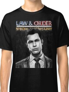 Nick Amaro from Law and Order svu Classic T-Shirt