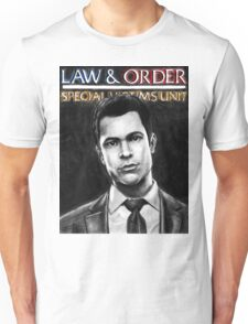 Nick Amaro from Law and Order svu Unisex T-Shirt