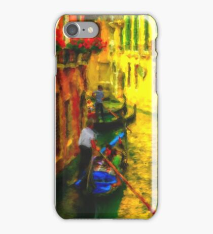 Italian Red iPhone Case/Skin