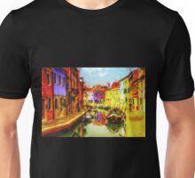Gondola of Italy Unisex T-Shirt