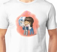 Alak and Christie Chibi Unisex T-Shirt