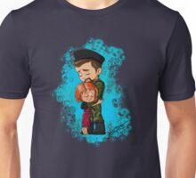 Irisa and Nolan Hugging Unisex T-Shirt