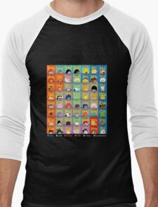 The Periodic Table of 80s TV animation T-Shirt