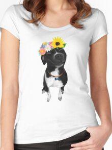 Wilbur Women's Fitted Scoop T-Shirt