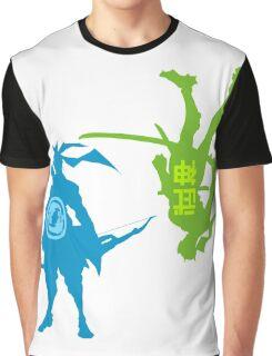 Shimada Brothers Graphic T-Shirt