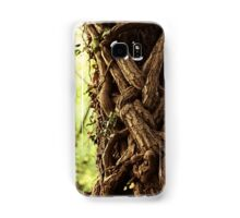 Enchanted forest. Natural photography print Samsung Galaxy Case/Skin