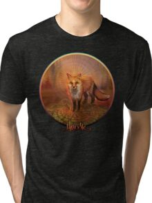 Wise Fox Tri-blend T-Shirt