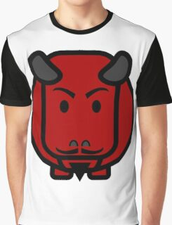 The Devil You Say Graphic T-Shirt