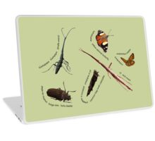 Insects  Aotearoa Laptop Skin