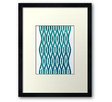 Cool Waves Framed Print