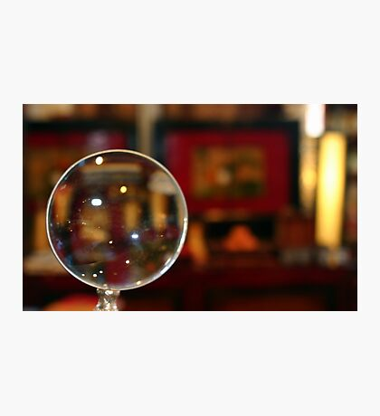 Magnifying Glass Photographic Print