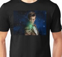 11th Doctor Caricature  Unisex T-Shirt