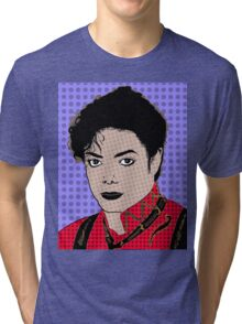 The King Collection by BlissNights Tri-blend T-Shirt