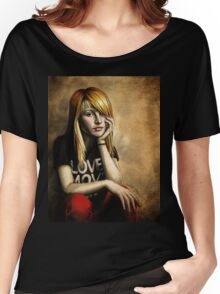 Hayley Williams Women's Relaxed Fit T-Shirt