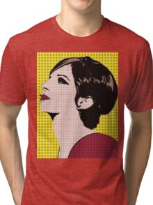 The Barbra Collection Tri-blend T-Shirt