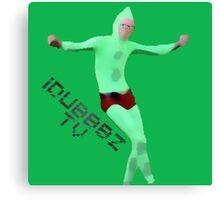 iDubbbzTV Tingle Canvas Print