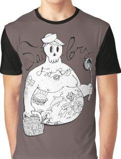 Fat Boy Bi.Sailors Graphic T-Shirt