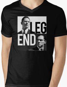 LEGEND Mens V-Neck T-Shirt