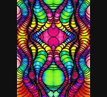 Colorful Tube Worms in Symmetry Tank Top