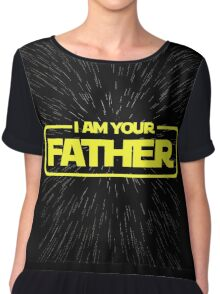 I AM YOUR FATHER Chiffon Top