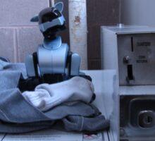 Laundry Aibo Sticker