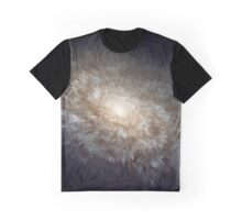 Exploding Galaxy Graphic T-Shirt