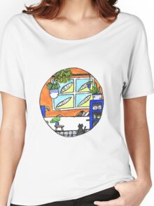 Relax And Revive Women's Relaxed Fit T-Shirt