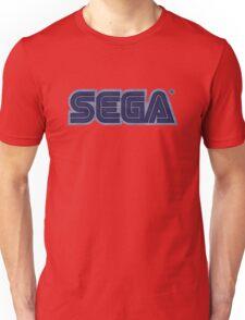 °GEEK° Sega Denim LOGO Unisex T-Shirt