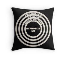 Hypnotize Me Throw Pillow