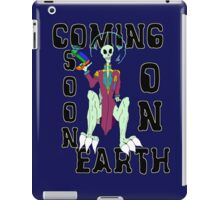 Coming soon on Earth iPad Case/Skin