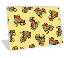 Get your skates on! Laptop Skin