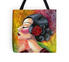 Regal Rose: Blooming Beauties Collection Tote Bag