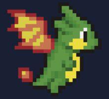 A little dragon Kids Tee