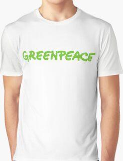 Greenpeace Graphic T-Shirt