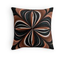 Jewel Abstract Throw Pillow