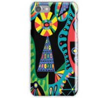 Mojo black iPhone Case/Skin