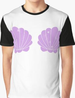 Mermaid Shells Graphic T-Shirt