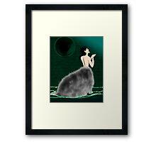 Val Rouge Framed Print