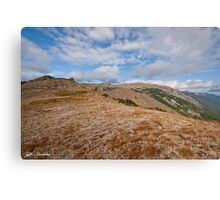 Grand Ridge Canvas Print