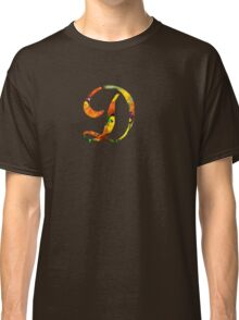 Floral D Classic T-Shirt