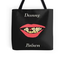 Danny Brown's Crooked Smile Tote Bag